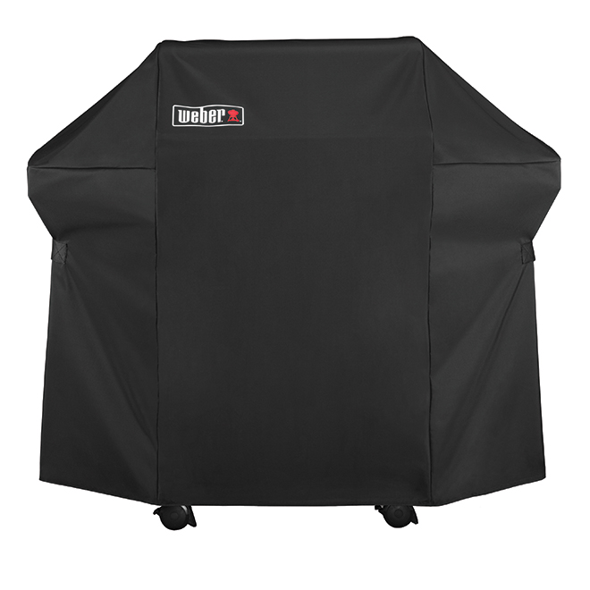 Cover for 3-Burner Weber Spirit II® Barbecues - Black