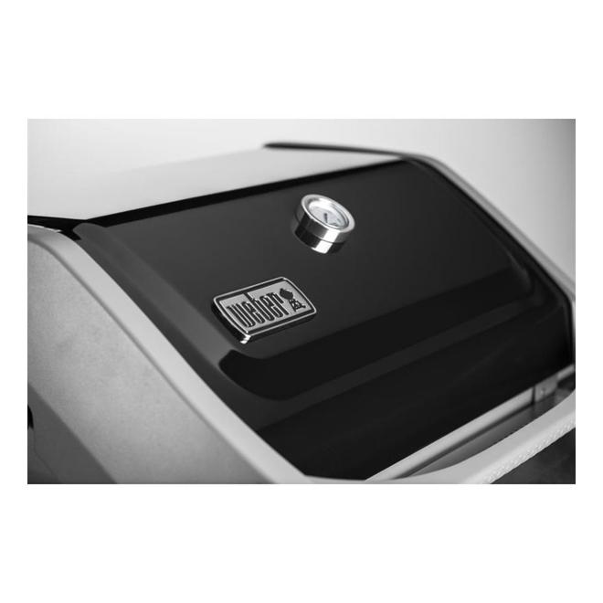 Weber Spirit II E310 Natural Gas Barbecue - 30,000 BTU - Black