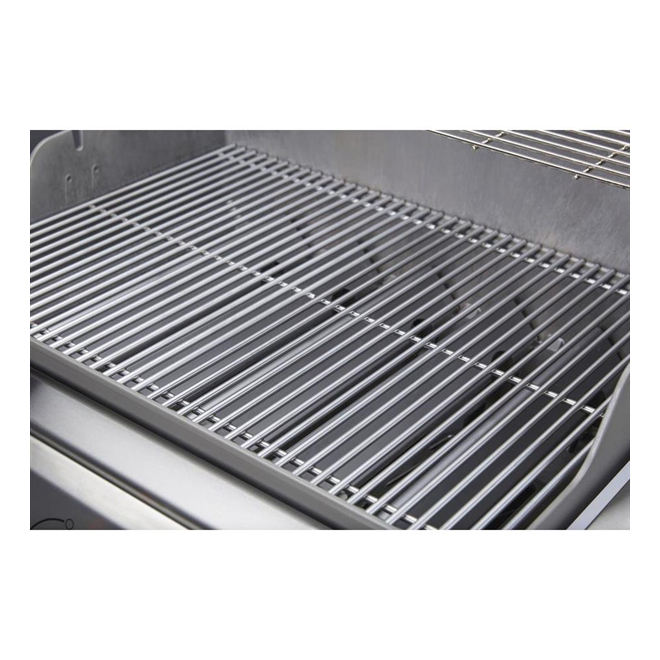 Weber Genesis II S310 Natural Gas Grill  - Stainless Steel