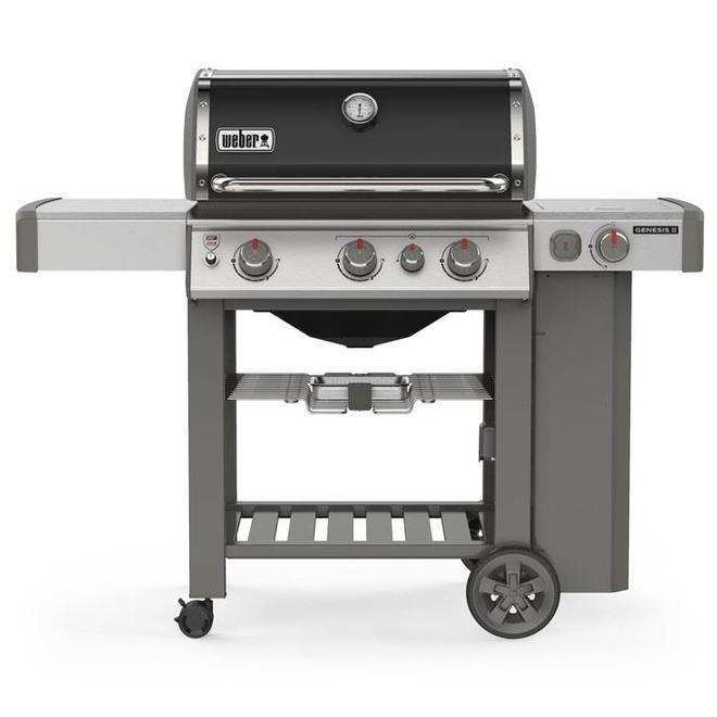 Barbecue au gaz propane Genesis E-330, 60 000 BTU, noir