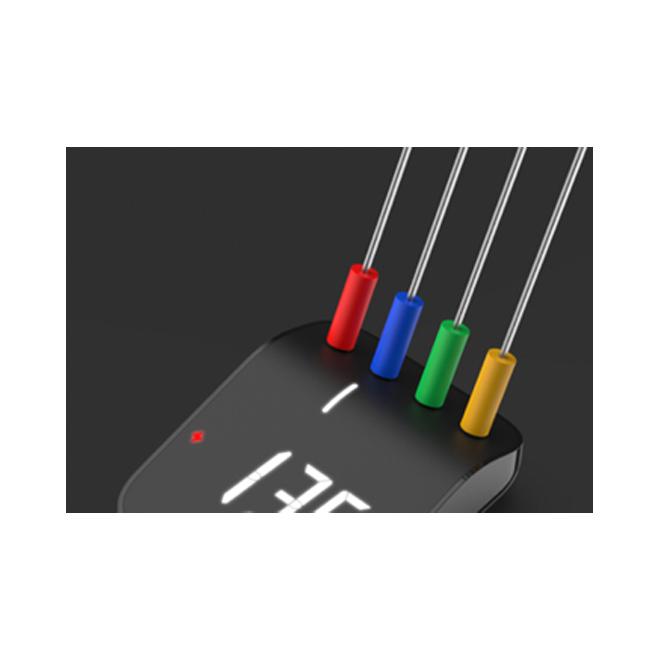 Weber Smart Connect Grilling Hub - Plastic - Black