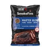 Weber(R) Wood Pellets - Grill Master