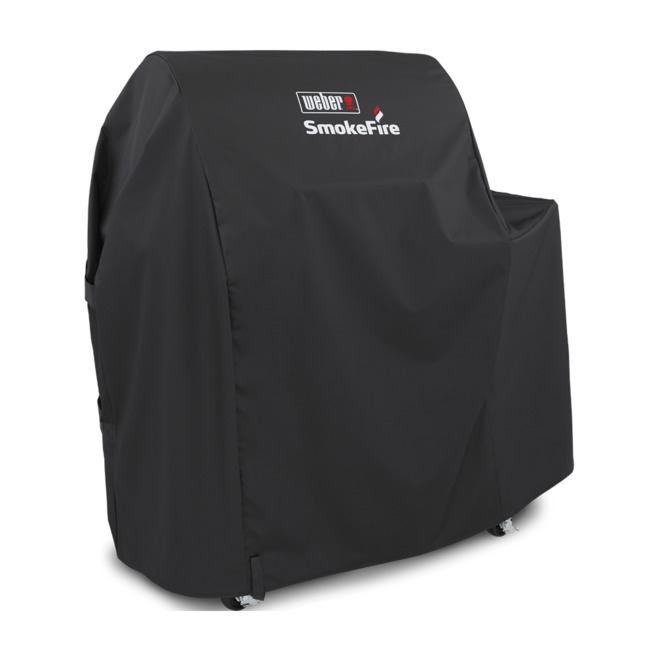 Weber Barbecue Cover - EX4 - Polyester - Black