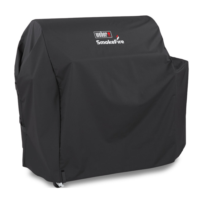 Weber Premium Barbecue Cover - EX6 - Polyester - Black