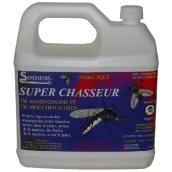 Super chasseur de maringouins et de mouches noires 4L