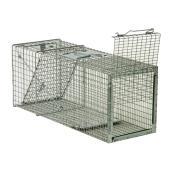 Cage with 1 door and 1 release door