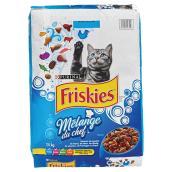 Nourriture sèche pour chat, mélange du chef, sac de 7,5 kg