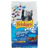 Nourriture sèche pour chat, mélange du chef, sac de 1,5 kg