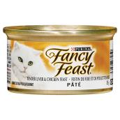 Fancy Feast Wet Cat Food - 85 g - Chicken & Liver