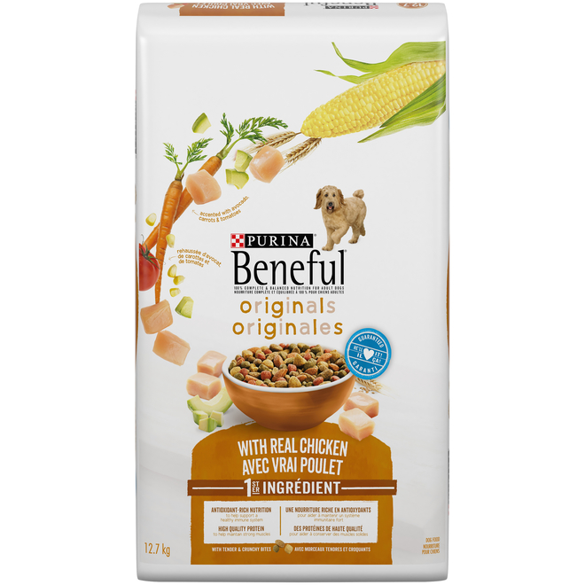 Beneful(R) Originals - Dry Dog Food - Real Chicken - 12.7 kg