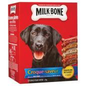 Biscuits moyens pour chiens «Croque-Saveur », 2 kg