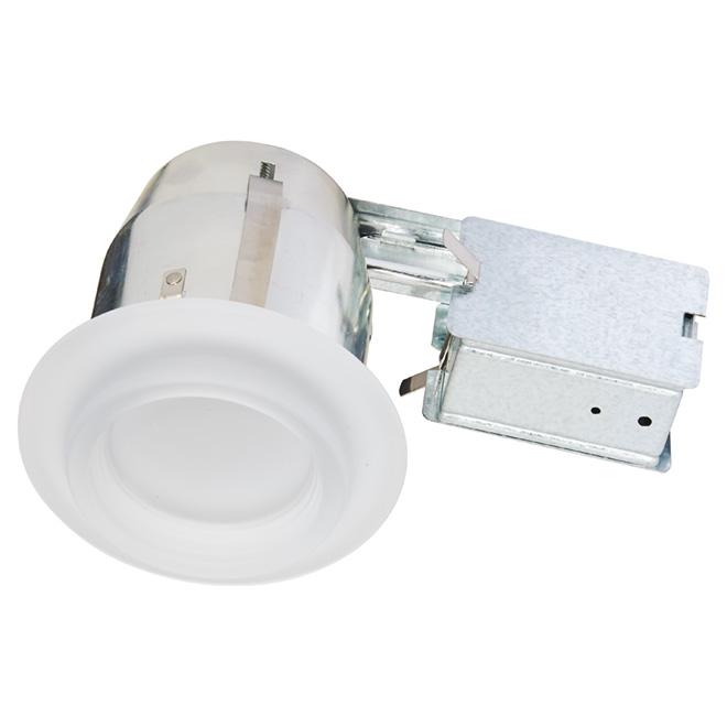 Lumiere Pour Douche bazz luminaire halogène à encastrer pour la douche | rona