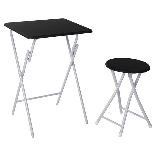 Ensemble Table Et Chaise Pliantes MAXIN BS