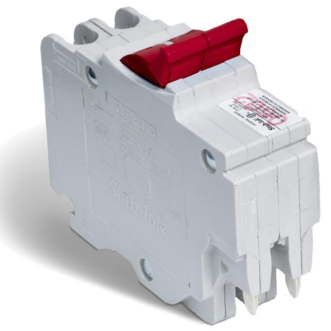 20-A 2P (NC) Circuit Breaker