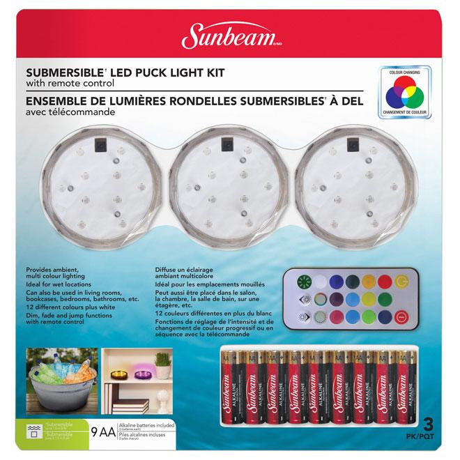 Under Counter Lighting Troubleshooting: Sunbeam Under Cabinet Lighting Problems