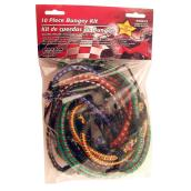 Bungey Cord Assortment - Pack of 10