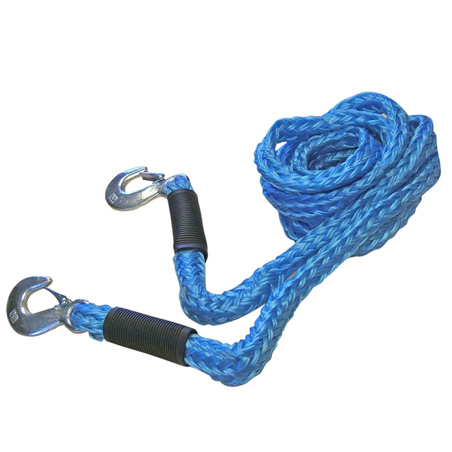Tow Rope - 7/8'' x 14' - Blue - 8 500 lb