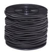 Corde élastique, 5/16'' x 250', noir