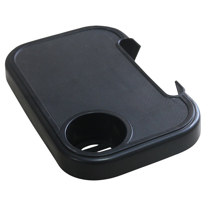 """Cup Holder for """"Relax"""" Patio Lounge Chair - Black"""