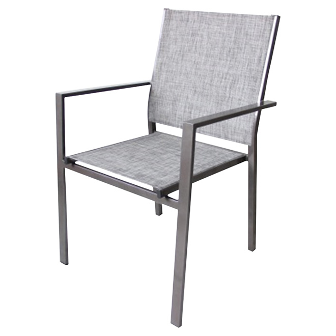 chairs compressed furniture with hampton bay home oak cushions chair cashew n metal ds motion depot pack outdoor dining the outdoors b patio heights