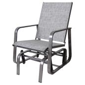 Rocking Patio Chair - Manhattan - Taupe