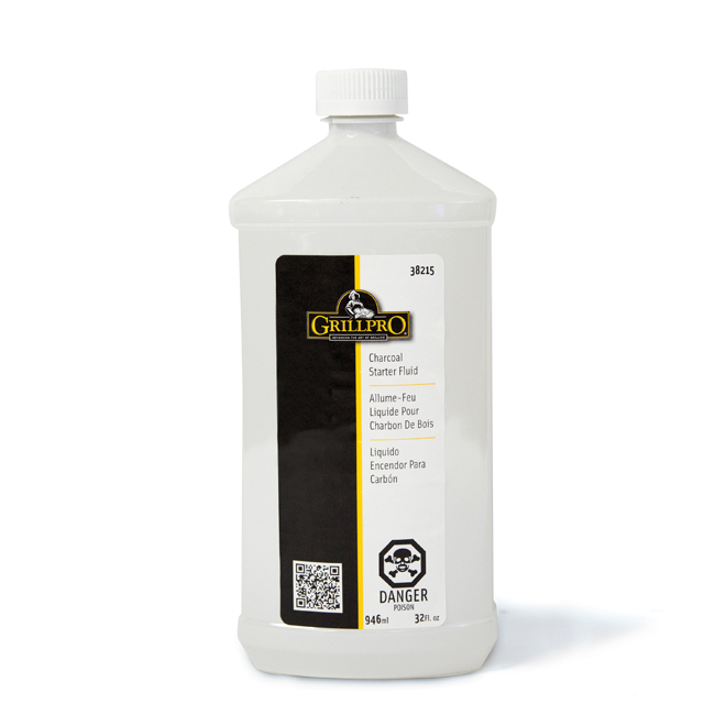 Charcoal Barbecue Starter Fluid