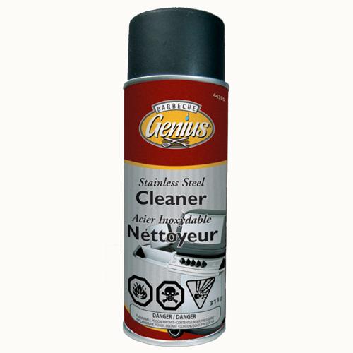 Nettoyant pour acier inoxydable, vaporisateur de 311 g