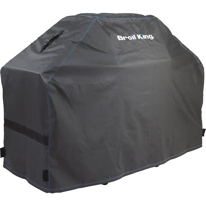 Broil King Deluxe Gas Grill Cover - 51 in x 46 in x 23 in - Polyester