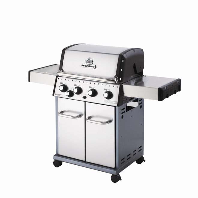 Natural Gas BBQ - 644 sq.in.