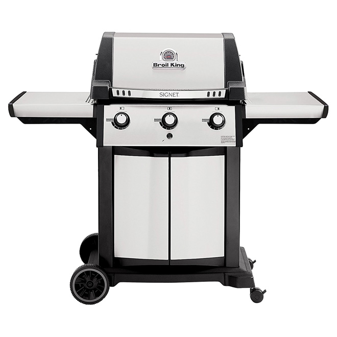 Barbecue au gaz naturel Broil King Signet(MC) 320, 40 000 BTU