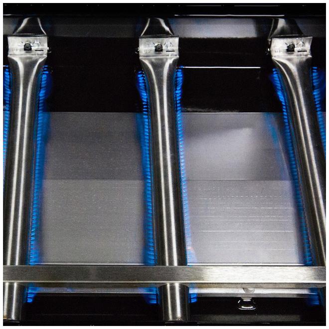 Broil King Baron 440 Liquid Propane Gas BBQ - 50,000 BTU - Black