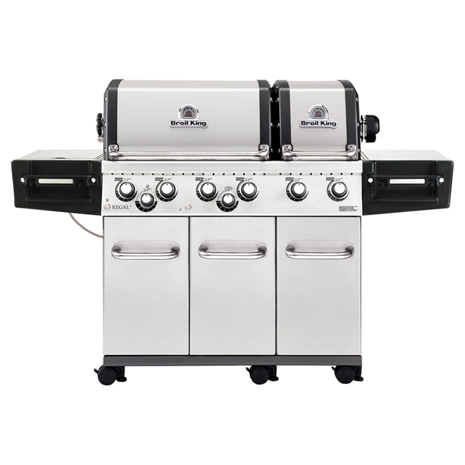 BBQ au gaz naturel, Regal XLS, 85 000 BTU, 1025 po²