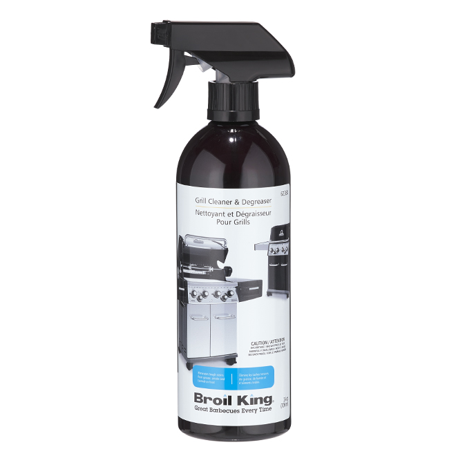 Grill Cleaner for Barbecues - 24 oz. Spray Bottle