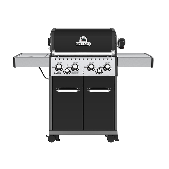 Propane Gas Barbecue - 65,000 BTU - 644 sq. in.