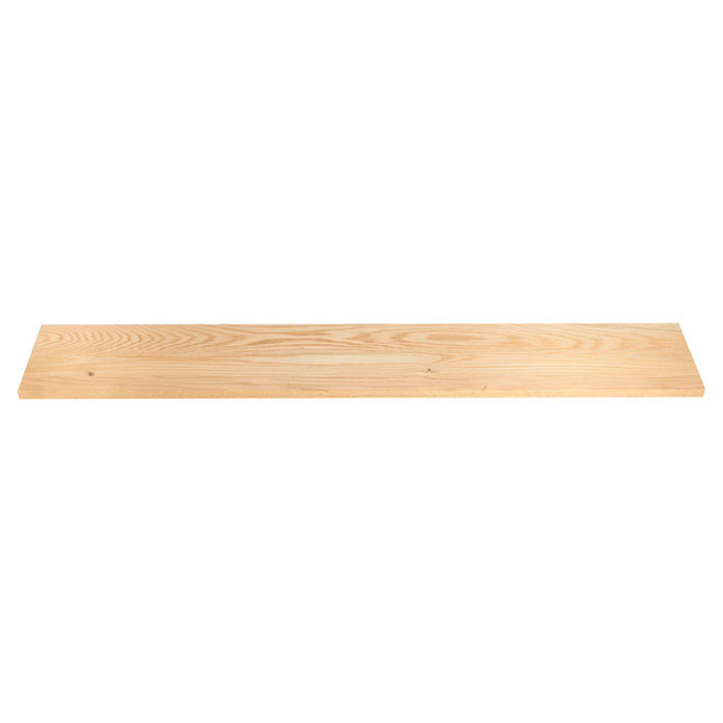 "Oak Stair Riser - 48"" - Natural"