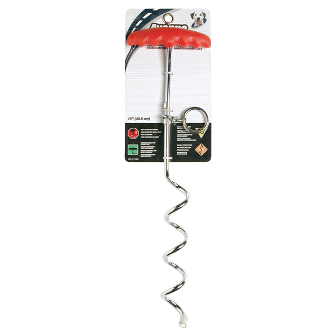 Pet Tie-Out Stake - 40 cm