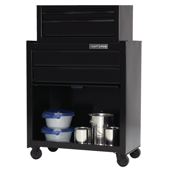 Rolling Tool Chest Kit - 5 Drawers