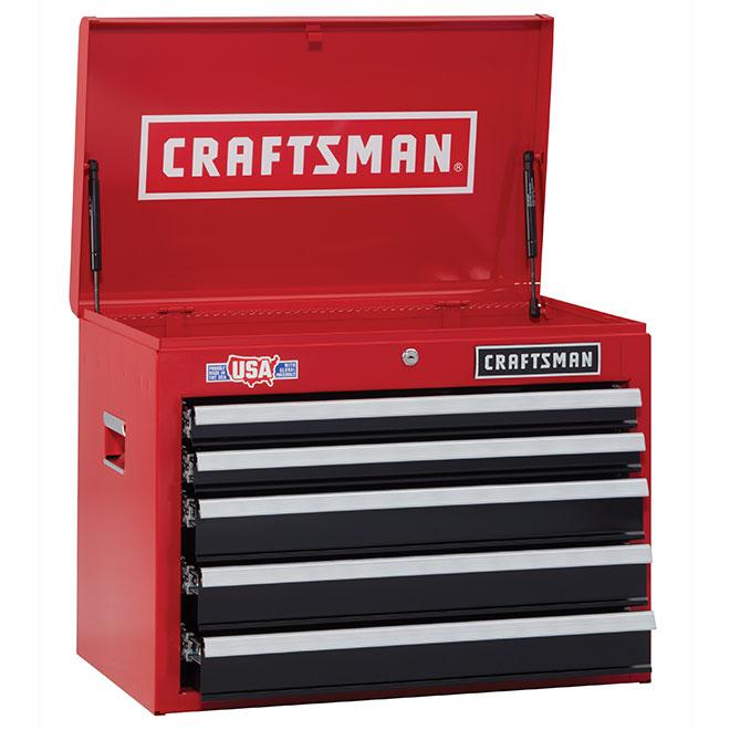 Armoire/coffre à outils Série 2000, 5 tiroirs, 26''