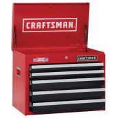 Craftsman 2000 Serie 5-Drawer Steel Tool Chest - 26''