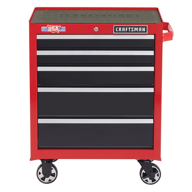 "Armoire à outils «Série 2000», 5 tiroirs, 26,5"" x 18"" x 34"""