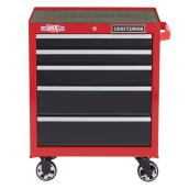 """2000 Series"" Tool Cabinet - 5 Drawers - 26.5"" x 18"" x 34"""