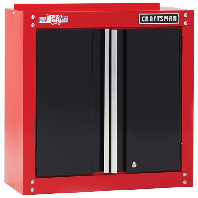 Craftsman Wide Garage Storage Wall Cabinet - 28''