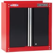 Craftsman Wide Garage Storage Wall Cabinet - 28''