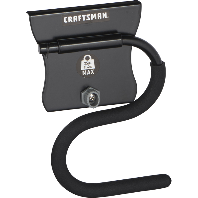 Craftsman VersaTrack - Hook Curve - Black Composite