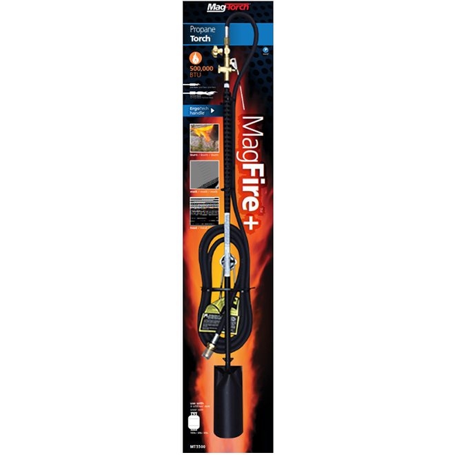 Torch and Hose Kit - 500,000 BTU