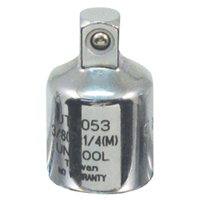 "Socket Adaptor - 3/8"" to 1/4"", Steel"