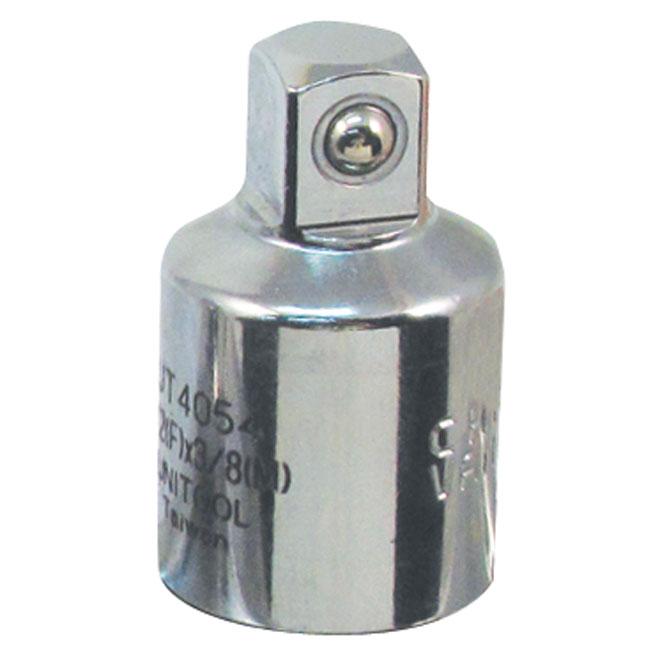 "Socket Adaptor - 1/2"" to 3/8"", Steel"