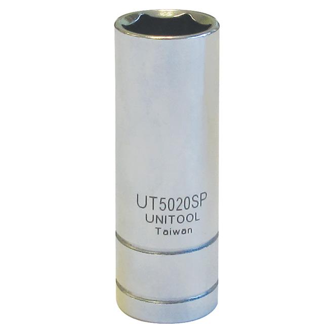 """Spark Plug Socket - Steel - 1/2"""" x 5/8"""""""