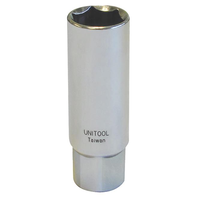 """Spark Plug Socket - Steel - 3/8"""" x 5/8"""""""