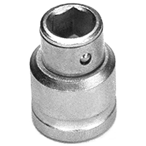 """Hexagonal Bit Holder - Steel - 1/4"""" x 1/4"""""""